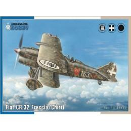 1:48 FIAT CR.32 FRECCIA/CHIRRI