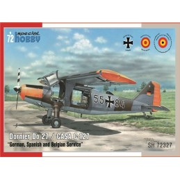 1:72 DORNIER DO 27 GERMAN,...