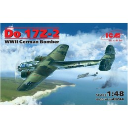 1:48 DO 17Z-2, WWII GERMAN...