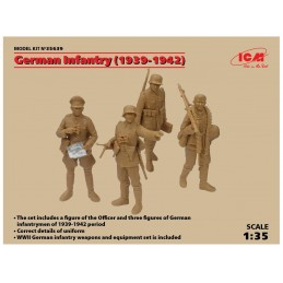 1:35 GERMAN INFANTRY...