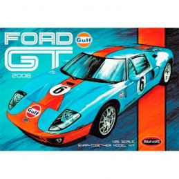 1:25 FORD GT 2006