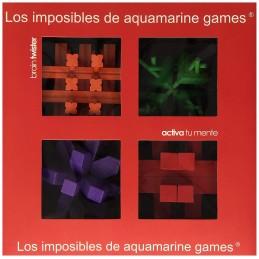 PACK DE 4 IMPOSIBLES DE...