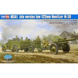 1:35 M3A1 LATE VERSION TOW...