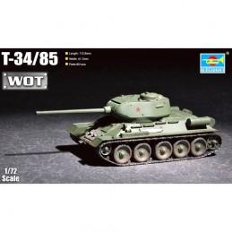 1:72 T-34/85 TANK