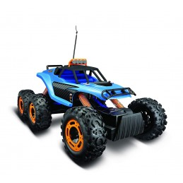 1/10 ROCK CRAWLER 6x6 AZUL...
