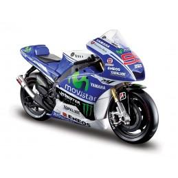 1:10 MOTO YAMAHA Nº99 JORGE...