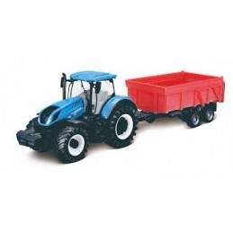 1:32 NEW HOLLAND T7040 +...