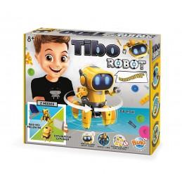 ROBOT TIBO - 2 MODOS DE JUEGO