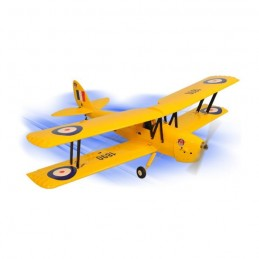 AVION TIGER MOTH 46-55 BIPLANO