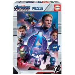 PUZZLE 100 AVENGERS ENDGAME