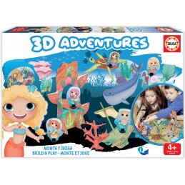 3D ADVENTURES SIRENAS