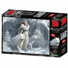 PUZZLE 3D Winter Guard 500...