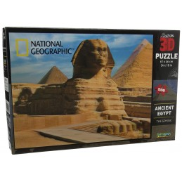 PUZZLE 3D ANCIENT EGYPT 500...