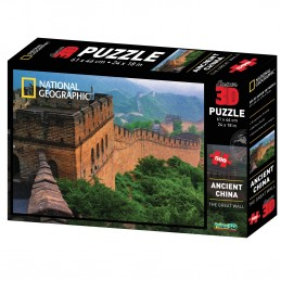 PUZZLE 3D ANCIENT CHINA 500...