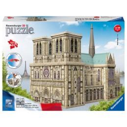 NOTRE-DAME 3D PUZZLE 324 Pzas