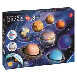 PUZZLE 3D EL SISTEMA...