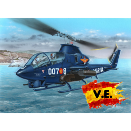 "1:72 AH-1G COBRA ""SPANISH..."