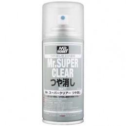 SUPER CLEAR FLAT SPRAY 170 ML.