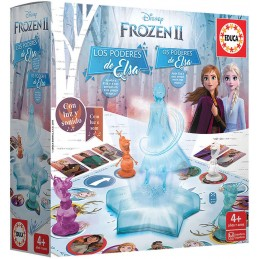 ELSA MAGICAL POWERS GAME