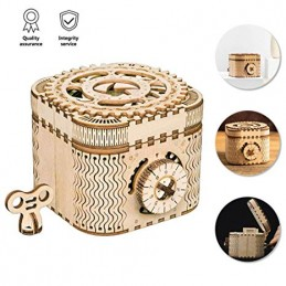 TREASURE BOX UGEARS