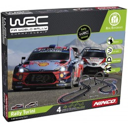 1:43 CIRCUITO WRC RALLY...