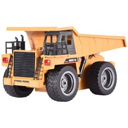 1:18 DUMP TRUCK RC 6 CANALES