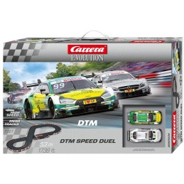 DTM SPEED DUEL CARRERA...