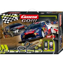 SUPER RALLY CARRERA GO