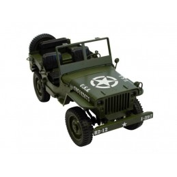 1:12 WEEP WILLYS COCHE...