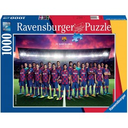 PUZZLE 1000 AT FC BARCELONA