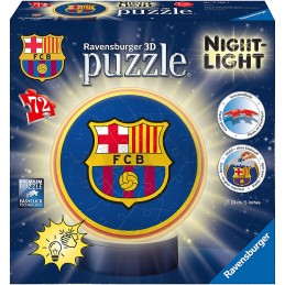 PUZZLE 3D GLOBO AT FC...