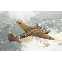 1:48 JU 88A-11, WWII GERMAN...