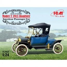 1:24 MODEL T 1913 ROADSTER,...
