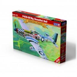 1:72 P-51D-25 BIG BEAUTIFUL...