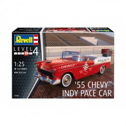 1:25 1955 CHEVY INDY PACE CAR