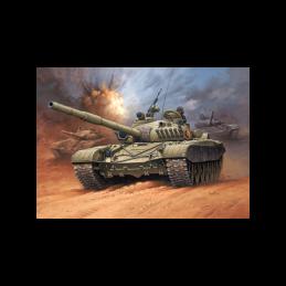 1:72 T-72 M1 SOVIET BATTLE...