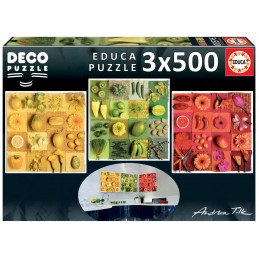 PUZZLE 1500 EXOTIC FRUITS...