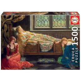 PUZZLE 1500 LA BELLA...