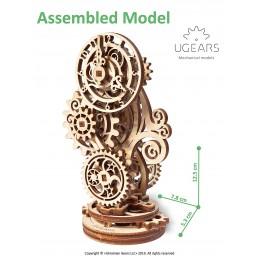 MODEL STEAMPUNK CLOCK UGEARS