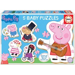 BABY PUZZLES PEPPA PIG +24...
