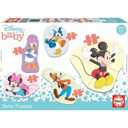 BABY PUZZLES MIKEY &...