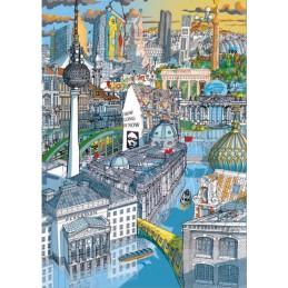 PUZZLE 200 CITY BERLIN