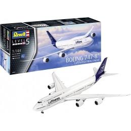 1:144 Boeing 747-8...