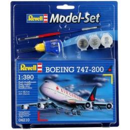1:390 Boeing 747-200 MODEL SET