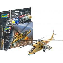 1:100 Mill Mi-24D HIND...