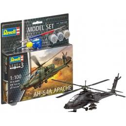 1:100 AH-64A Apache MODEL SET