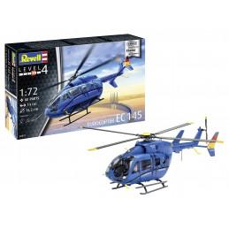 1:72 EC 145 Builders Model Set