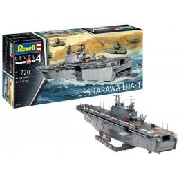 1:720 USS TARAWA LHA-1...