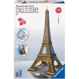 PUZZLE 3D LA TORRE EIFFEL