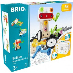 BRIO SET DE CONSTRUCCION